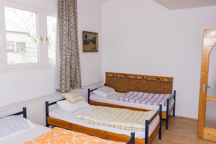 Hostel Alexander upstairs 4 beds