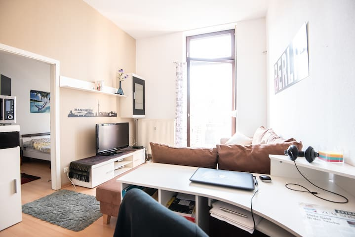 Brilliant fully-equipped apartment  prime location