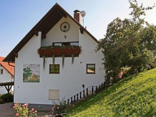 Hartmann 5434.1 - Reichelsheim (Odenwald) - Leilighet