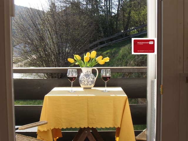 Cosy Flat in Lenzkirch Black Forest - Lenzkirch - Apartamento
