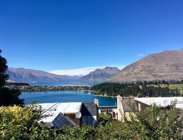 Panorama Lake View - Queenstown - Apartment