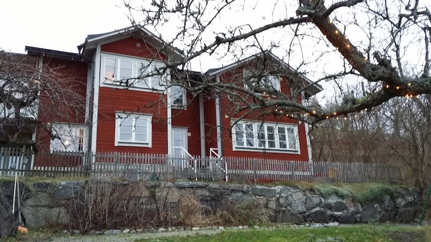 Part of Private House by the Sea - Vaxholm - Appartamento