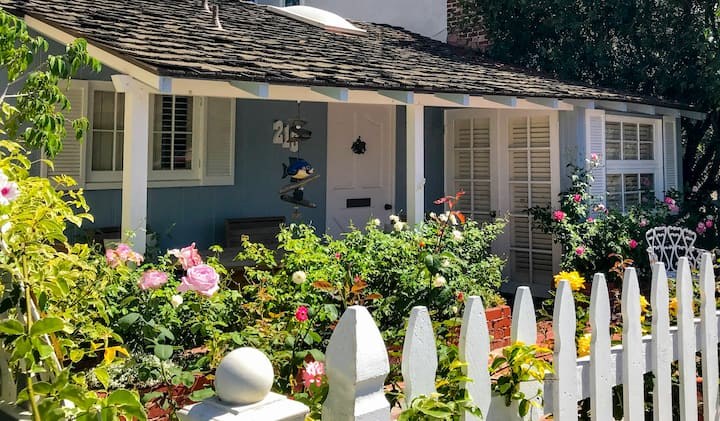 Weekly or Monthly Vacation - Balboa Island Cottage