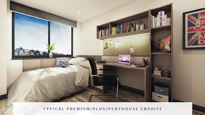 Student Only Property: Special Standard Ensuite - LOS 12 months 10% off