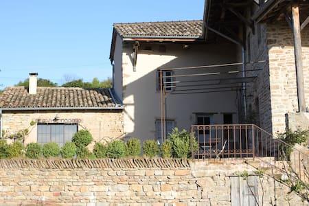 Annexe belle propriété à Solutré - Solutré-Pouilly