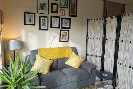Studio  Apartment With  Private Garden