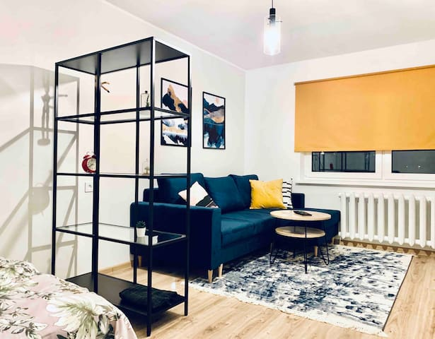 Modern and cute Roosi apartment
