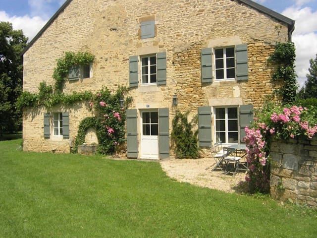 Ma Maison de Campagne - Peaceful Surroundings - Villegusien-le-Lac - Talo