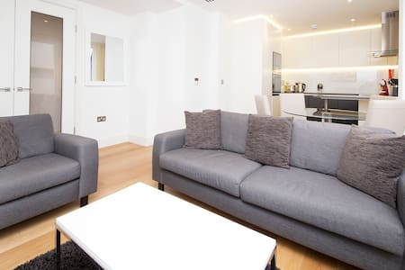 Penthouse with Shard View in Central London - Londres - Apartamento