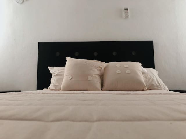 Fresh, nice and comfortable house in Merida city