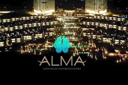 ✮7 guests - Apartment in ALMA 5★ Seafront Resort✮