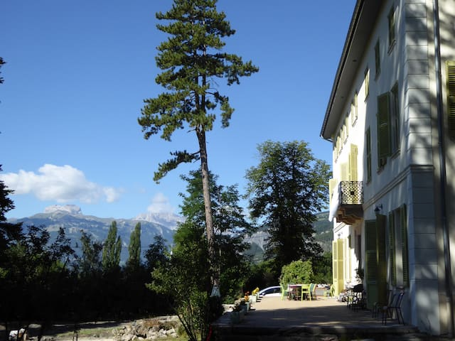 Tremendous  renovated manor  in the Ubaye valley - Jausiers - Huis