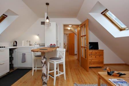 DorfResort - Gemütliche Dachbodenwohnung - Mitterbach