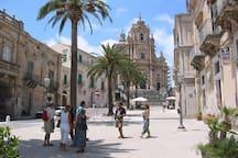 Piazza Duomo di S.Giorgio