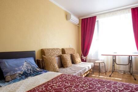 "Апартаменты ""Ореховая роща"" - Anapa - Appartement"