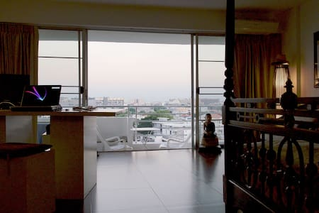 Good view - Condo - with golfgear - Chiang Mai - Wohnung
