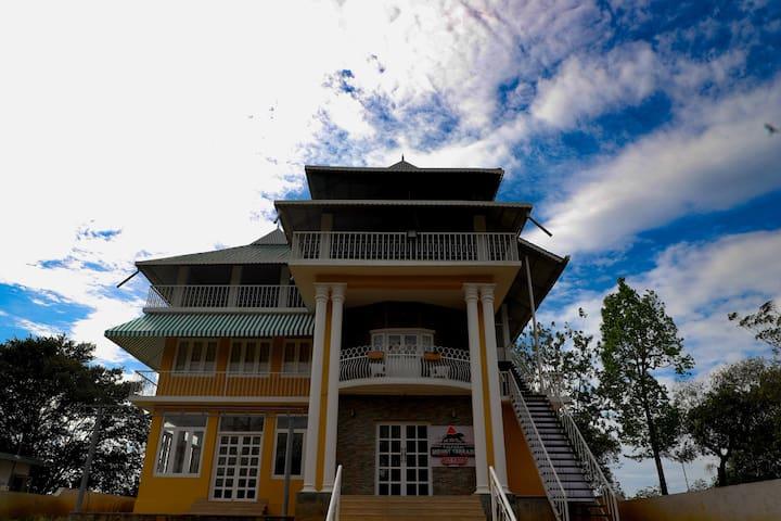 Mount Terrain Villa | Dam View |  King Room