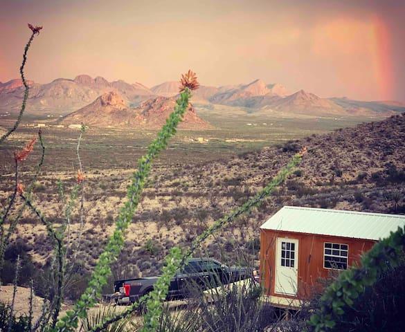 El Cerrito Cabin @Tres Arroyos