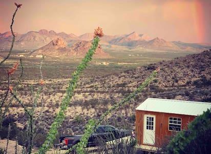 El Cerrito @Tres Arroyos Offgrid Solar & Rainwater