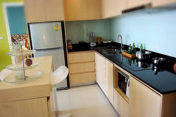 Caribbean公寓,自己家的民宿,不一样的芭提雅之旅#Caribbean