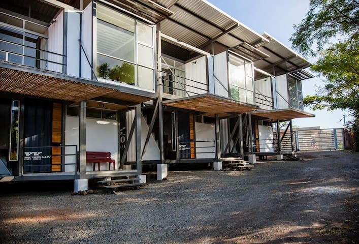 Container Home in San José - Pozos - Departamento