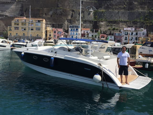 GiulianiCharter Charter House B&Boat - Piano di Sorrento - Barca