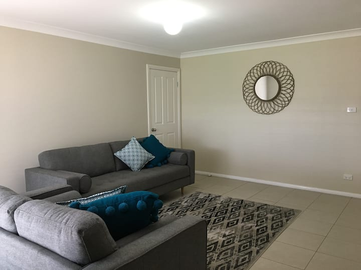 4 Bedroom House with Backyard and Patio