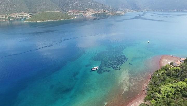 Unique sea exploration of the islands!