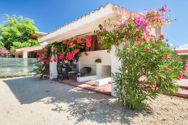 Wonderful Apt+garden in countryside, next town&sea - Alghero - Leilighet