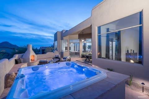 North Scottsdale Luxury Home - Amazing Views!