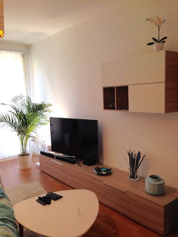 Appartement avec terrasse & parking - Toulouse - Apto. en complejo residencial