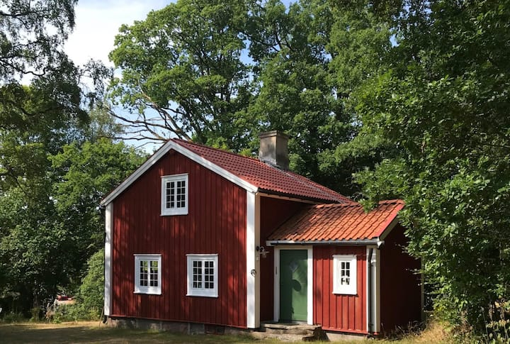 Cottage for rent in Urshult