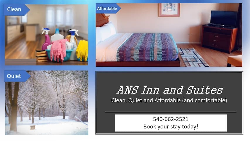 ANS Inn and Suites Efficiencies