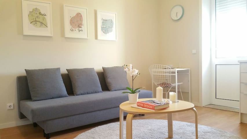 Oporto Studio apartment - Porto - Flat