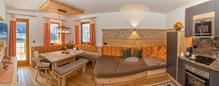 large apartment with terrace in Zillertal!