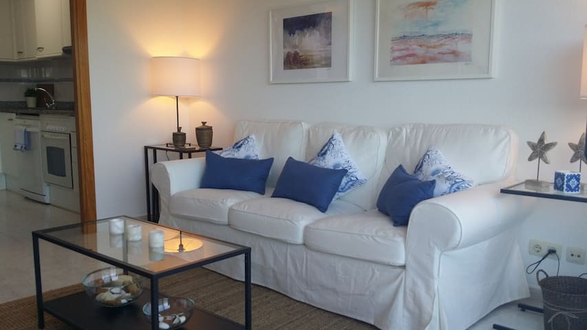 Apartamento duplex en La Fosca