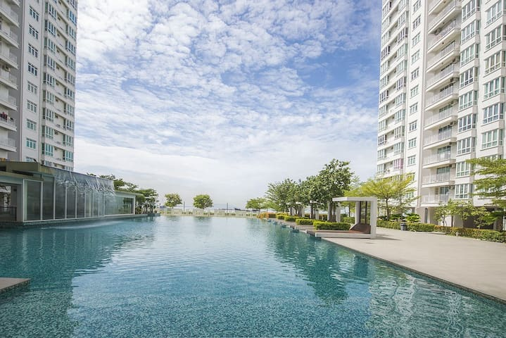 Luxury Seaview Holiday Home 2 - George Town - Apartemen
