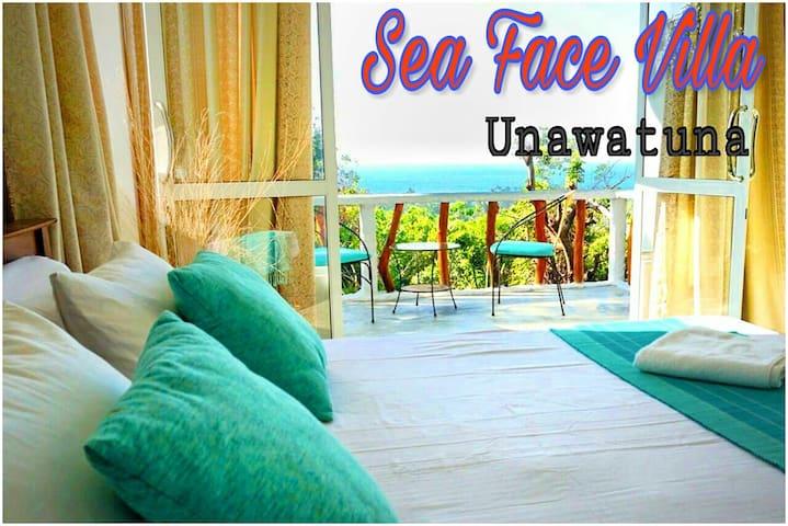 Unawatuna Sea Face Villa