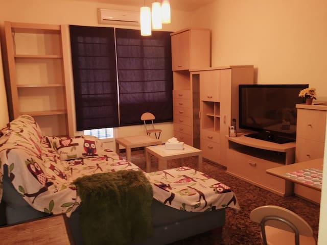 Precioso y acogedor piso centrico - Cartagena - Appartement