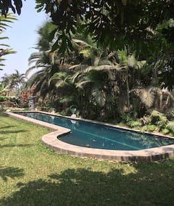 Naturaleza y Sol en Cieneguilla - Dům pro hosty