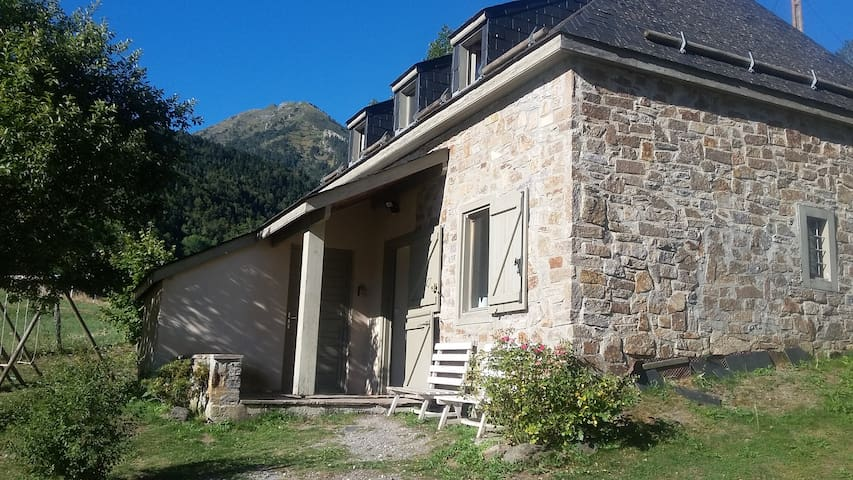 Chalet  10p PIAU ENGALY - Aragnouet - Huis
