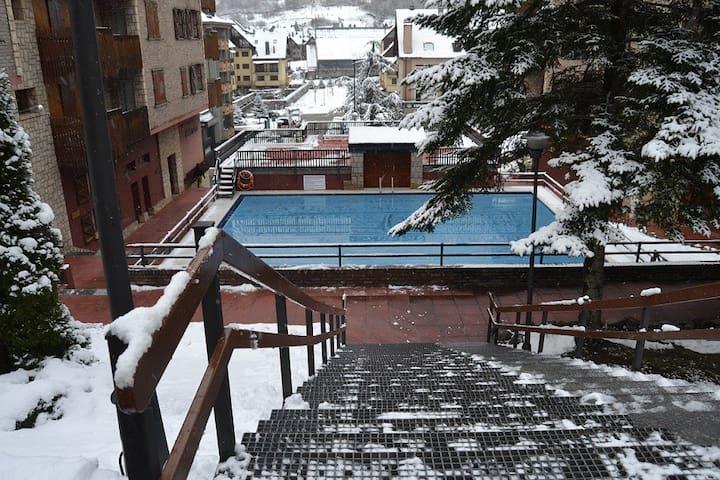 Apartamento Vielha Cauba