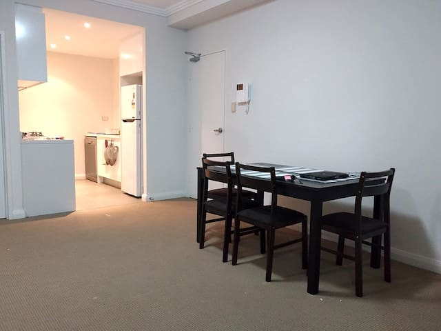 Quiet and spacious apartment near Olympic Park