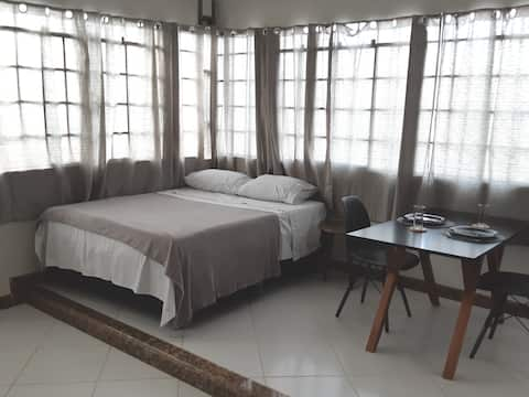 kitinet Furnished Itapemirim Waterfall