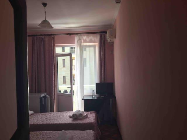 Suite 22 кв м. в Курортном Отеле Байкал у моря