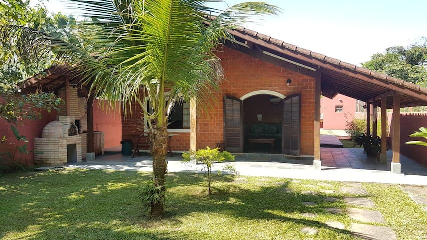 Casa Aconchegante no Litoral Norte SP - Juréia