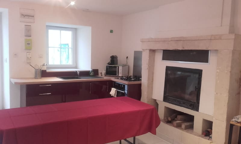 Gite PIM - La Tour-Saint-Gelin - Appartement