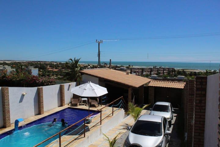 Casa de praia no Morro Branco, Beberibe, Ceará
