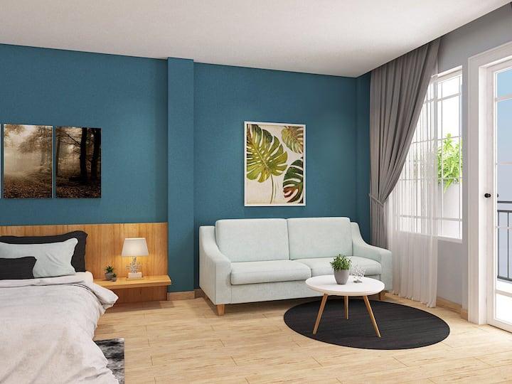 A new studio 101 - Lien Phuong - Dist 9