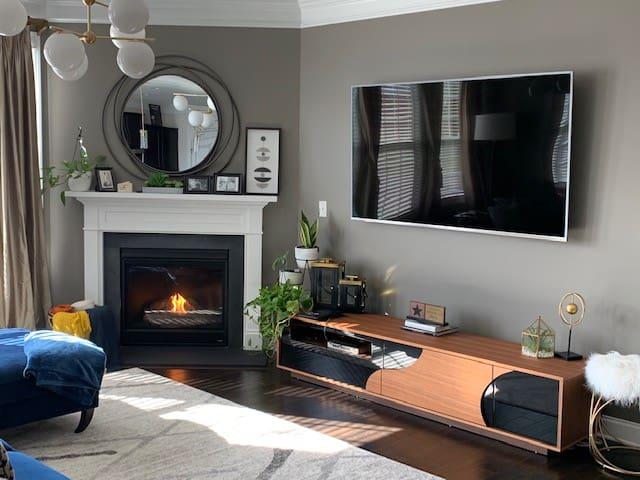 Beautiful Westelm Inspired Room in Charlotte